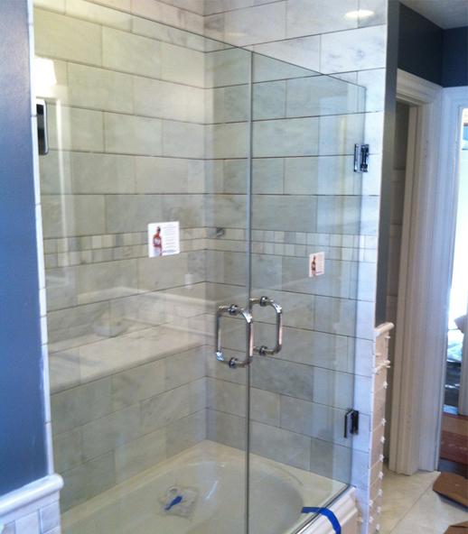 Glass Shower Enclosures –