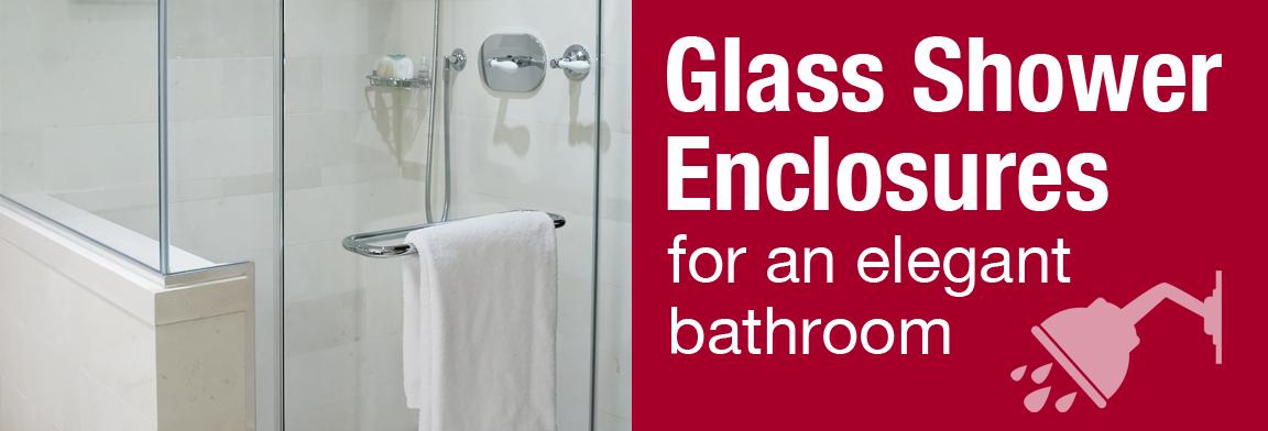 Glass Shower Enclosures- July 2016